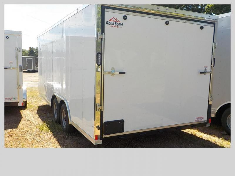 2020 Rock Solid Cargo RS8.5X14TA2 Enclosed Cargo Trailer