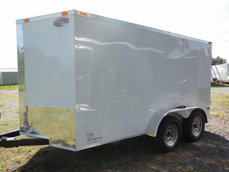 2020 Cynergy Cargo CCL6X12TA Enclosed Cargo Trailer