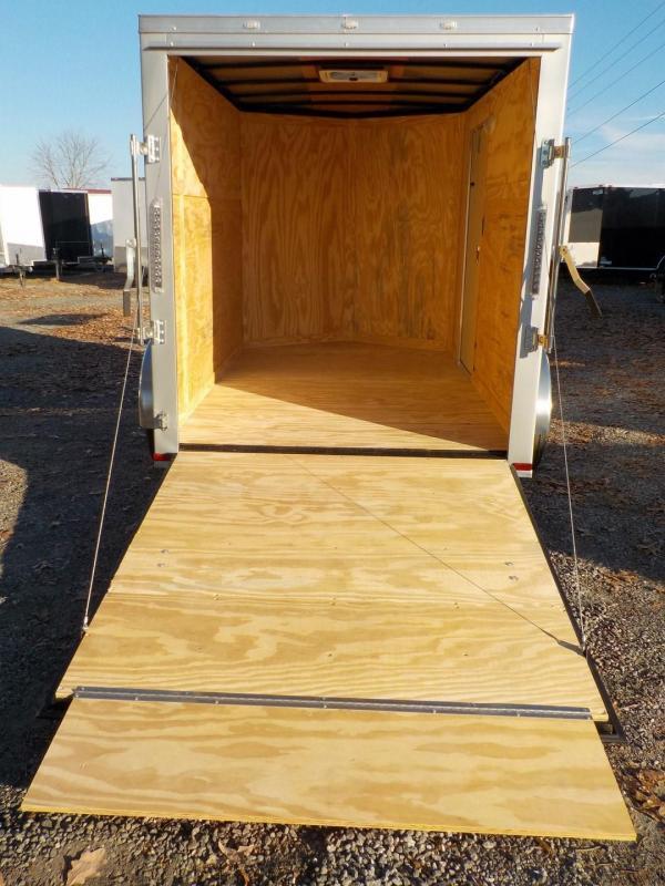 2020 Spartan Cargo SP6x10SA Enclosed Cargo Trailer