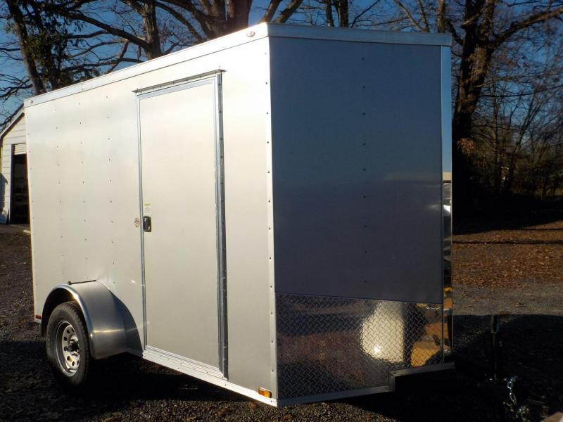 2020 Spartan Cargo SP6x10SA Enclosed Cargo Trailer