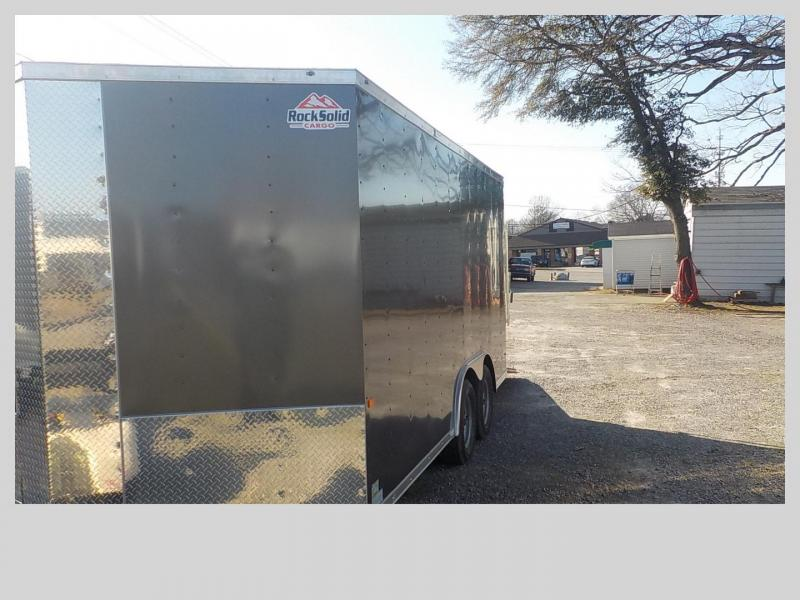 2020 Rock Solid Cargo RS8.5X16TA2 Enclosed Cargo Trailer