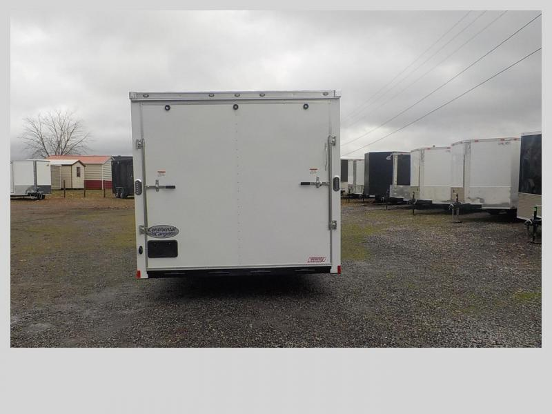 2020 Continental Cargo GANS8.528TA3 Car / Racing Trailer