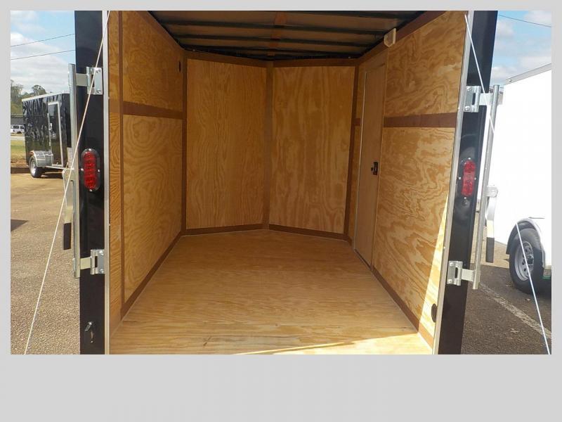 2019 Triple Crown Trailers TC6X10SA Enclosed Cargo Trailer