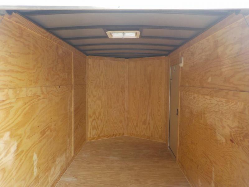2020 Rock Solid Cargo RS6X12SA Enclosed Cargo Trailer