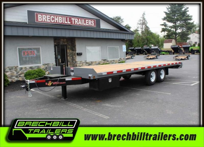 2020 B-Wise THD22-15 Equipment Trailer $196/month