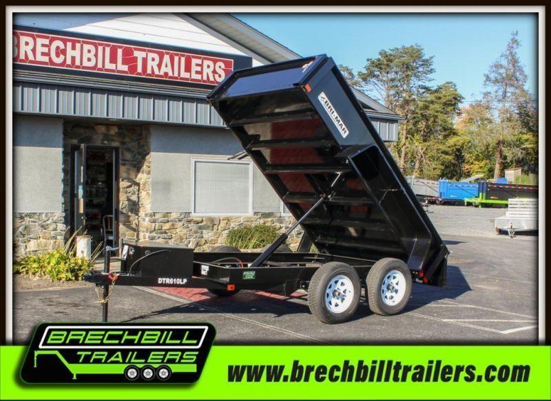 2020 Bri-Mar DTR610LP-7 Dump Trailer $89/month