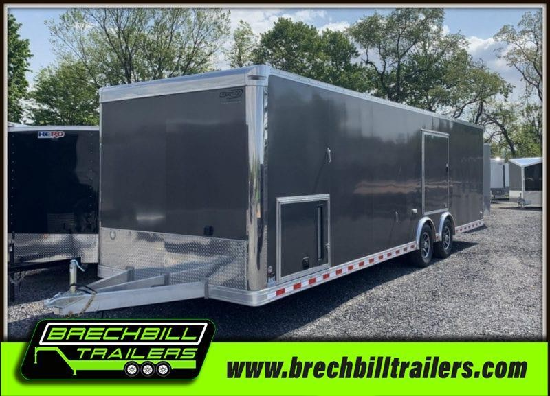 2020 Bravo Trailers ASTAP8528TA4 Enclosed Cargo Trailer