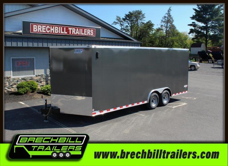 2020 Bravo Trailers SC8520TA3 Enclosed Cargo Trailer $203/month