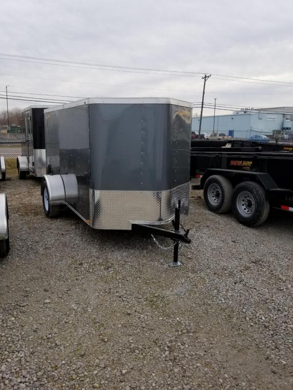 2020 DooLitttle Trailers 5x10 Enclosed Cargo Trailer