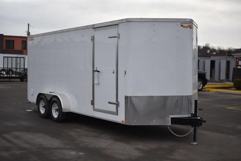 2020 Doolittle Trailer Mfg 7x18 Enclosed Cargo Trailer