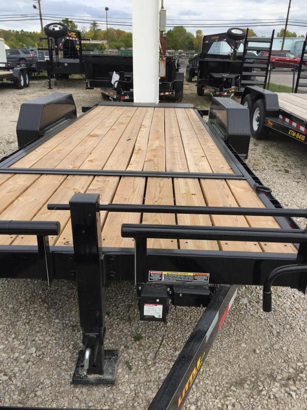 2019 DooLitttle Trailers 82x20 Equipment Trailer