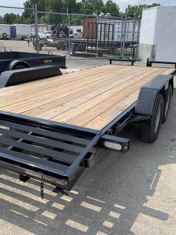 2020 DooLitttle Trailers 84x20 Equipment Trailer