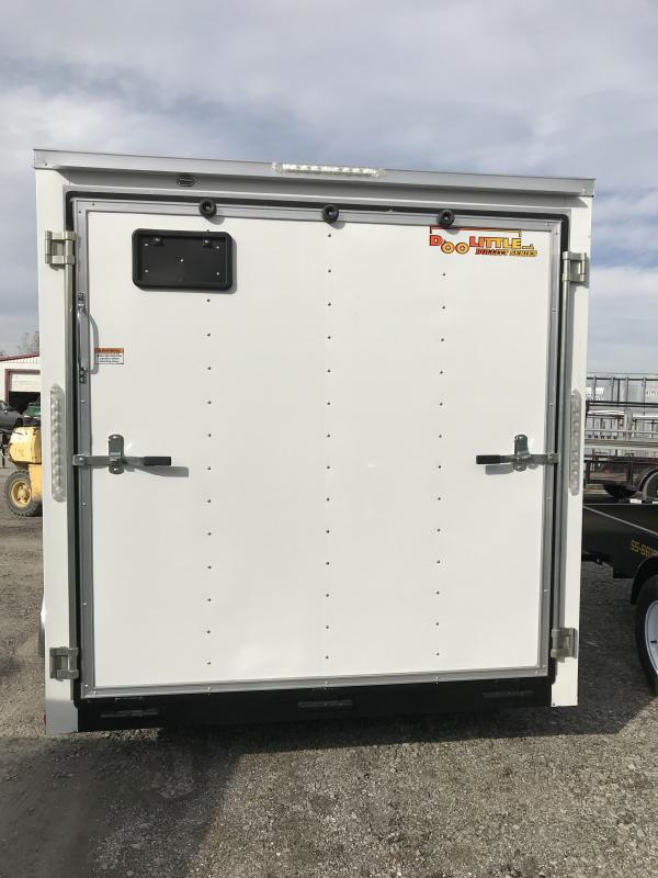 2020 Doolittle Trailer Mfg 7X14 Enclosed Cargo Trailer