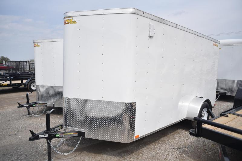2020 Doolittle Trailer Mfg 6x10 Enclosed Cargo Trailer