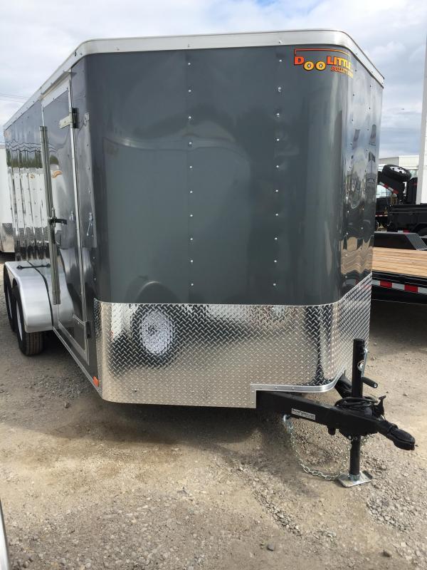 2020 DooLitttle Trailers 7x14 Enclosed Cargo Trailer