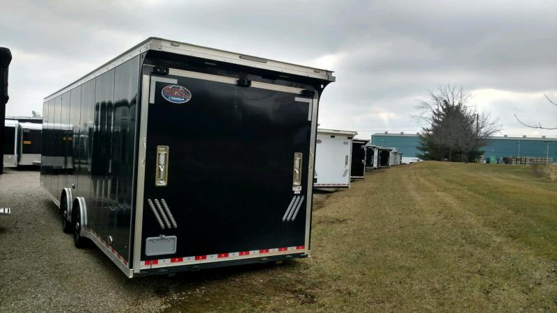 2019 United Super Hauler 8.5X40 Car/Race Trailer Extra Height
