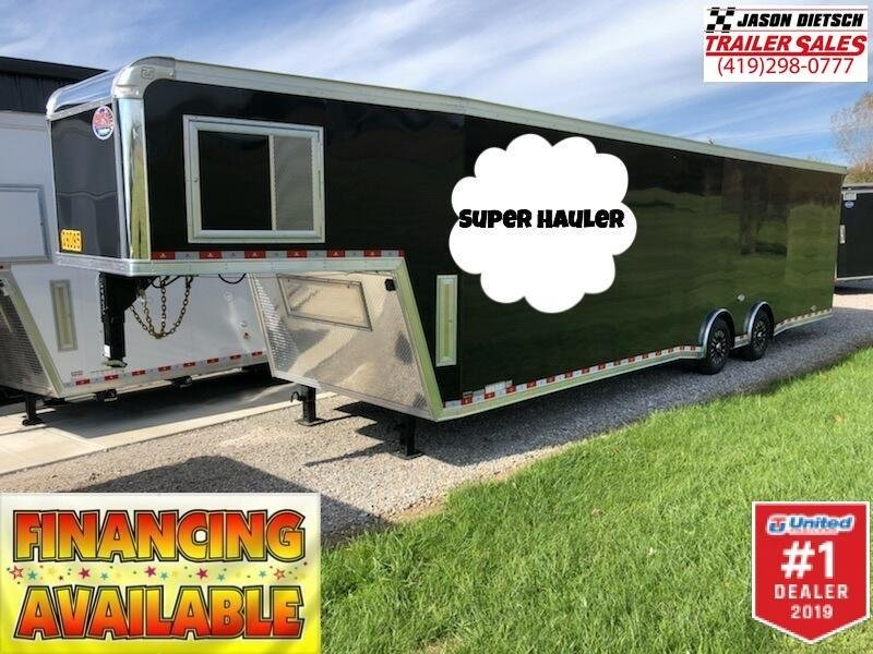 2019 United *Super Hauler* 8.5X40 Car/Racing Hauler