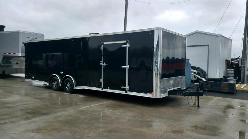 2020 United Trailers XLT 8.5X28 Car / Racing Trailer....STOCK# UN-166482