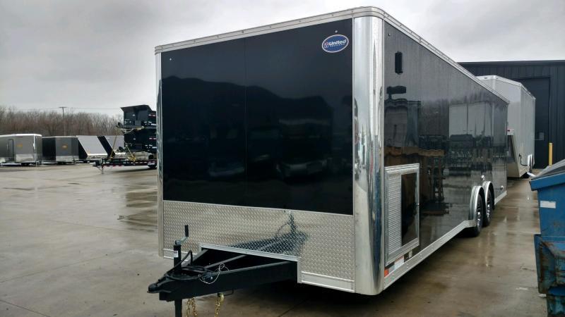 2020 United Trailers XLT 8.5X28 Car / Racing Trailer....STOCK# UN-166482