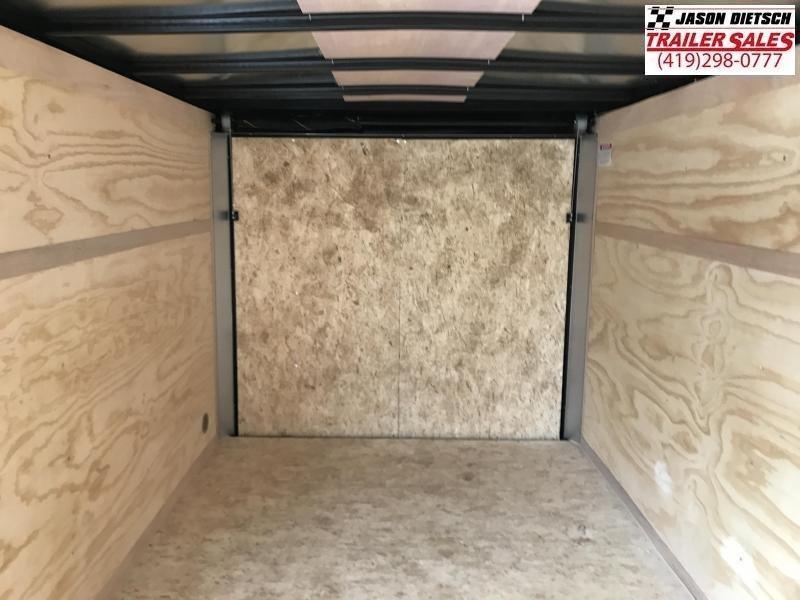 2020 United XLV 7x14 V-Nose Cargo Trailer