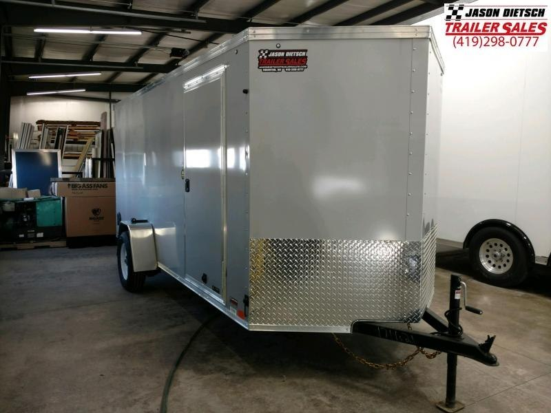 2020 United XLV 6X14 Cargo Trailer