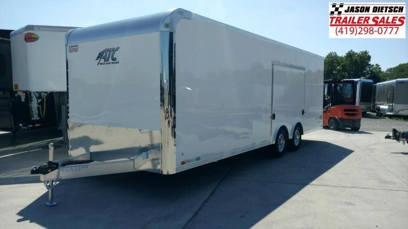 2020 ATC Raven 8.5X24 Car/Racing Trailer
