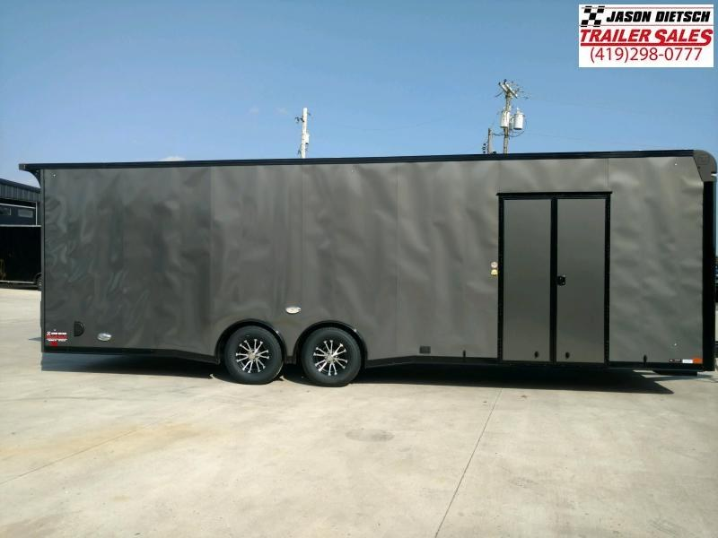 2020 United Gen4 8.5X28 Car/Race Trailer Extra Height