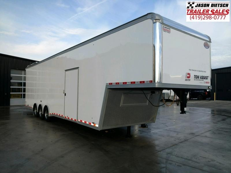 2020 United 8.5X40 *RAMP OVER* Car/Race Trailer