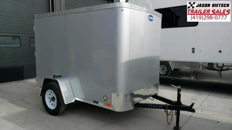 2020 United XLE 5X8 Cargo Trailer