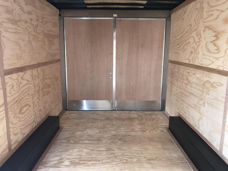 "2020 United UXT 8.5X16 Cargo Trailer 12"" Extra Height"