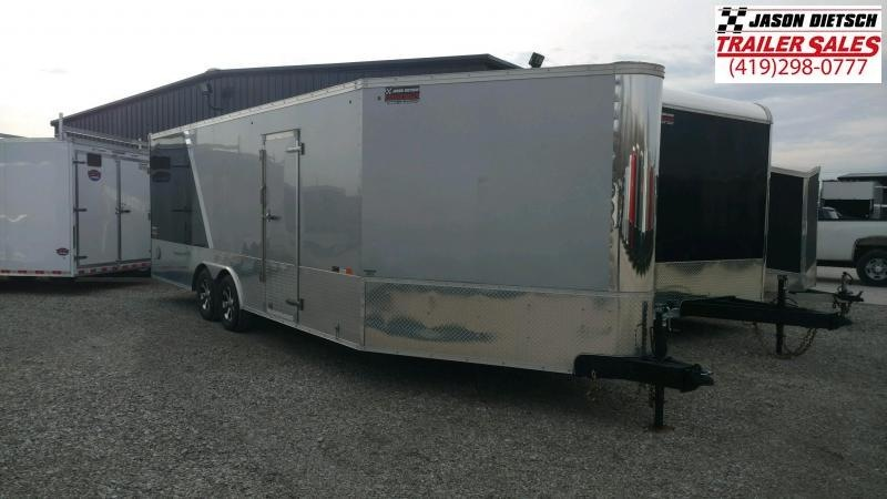 2015 United 8.5x28 **ALL SPORT** Trailer