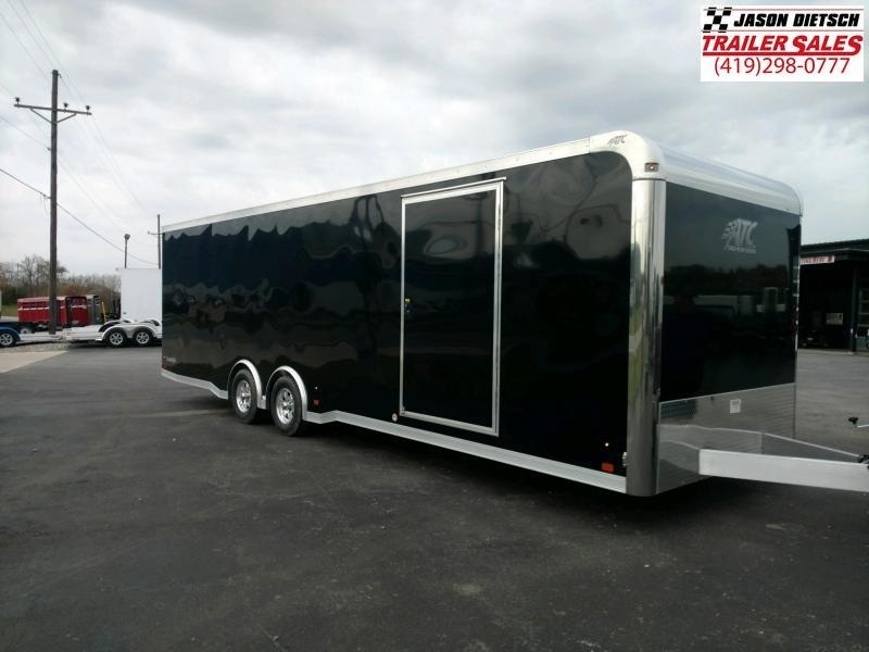 2020 ATC Ravan 8.5X28 Cargo-Car/Racing Trailer