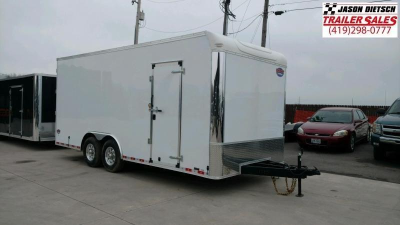 2020 United UXT 8.5x20 EXTRA HEIGHT Cargo Trailer
