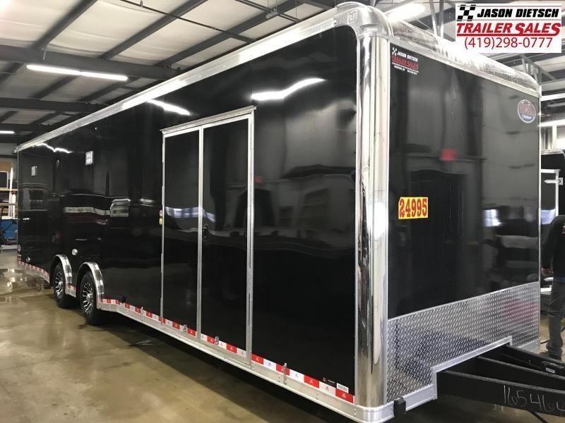 2019 United 8.5X32 Car/Racing Hauler