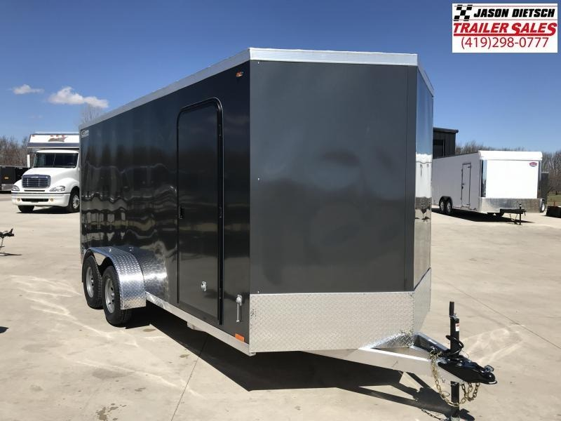 2019 Legend STV 7X18 Cargo Trailer