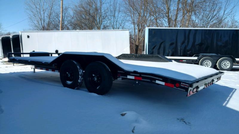 2020 Load Trail 102X20 Open Equipment/Car Trailer