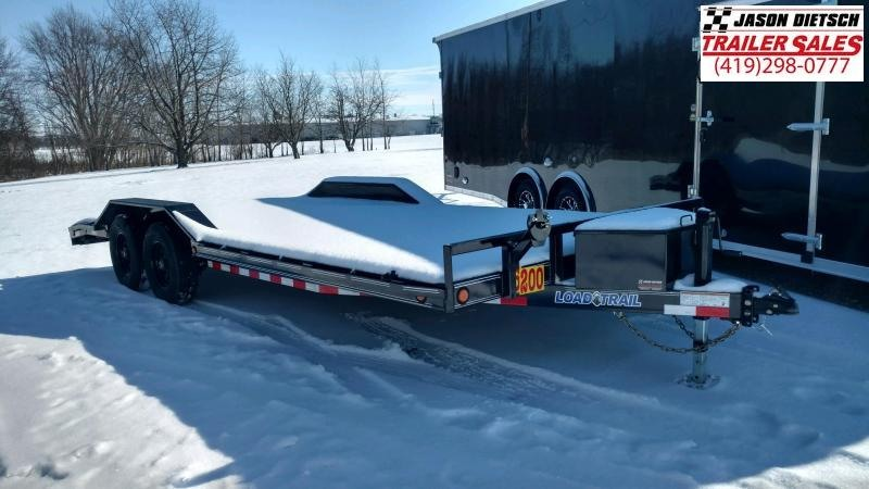 2020 Load Trail 102X20 Open Equipment/Car Trailer