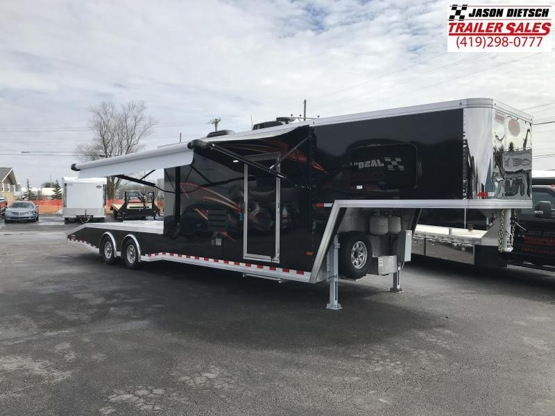2020 Sundowner 8.5X40 Krawler Hauler Car/Race Trailer