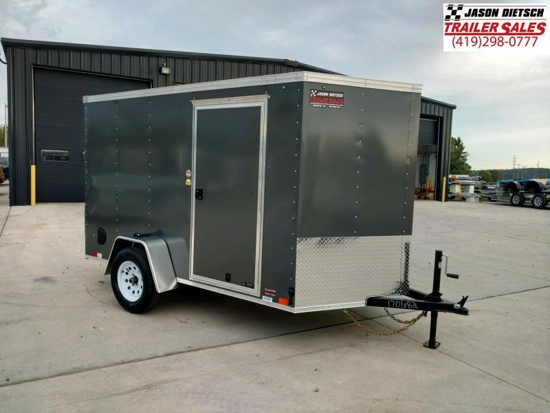 2020 United XLV 6X10 V-Nose Slant Enclosed Cargo Tr....Stock# UN-170682