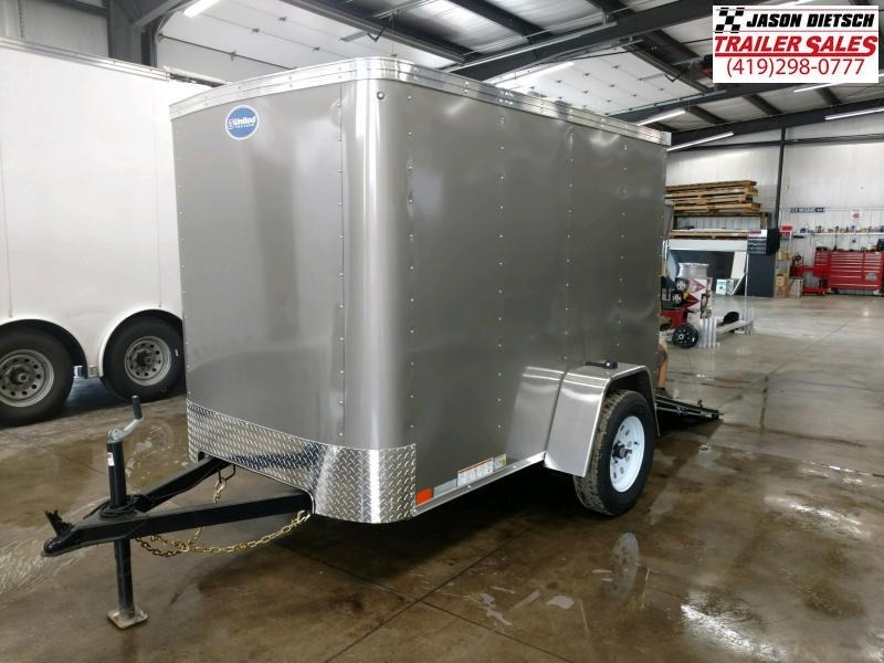 2020 United XLE 5X8 Enclosed Cargo TRAILER....Stock# UN-170790