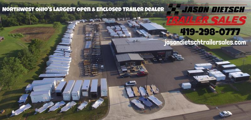 "2017 Diamond C 102"" X 36' Equipment Trailer"