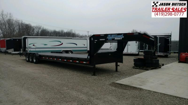 "2017 Diamond C 102"" X 36' Equipment Trailer"