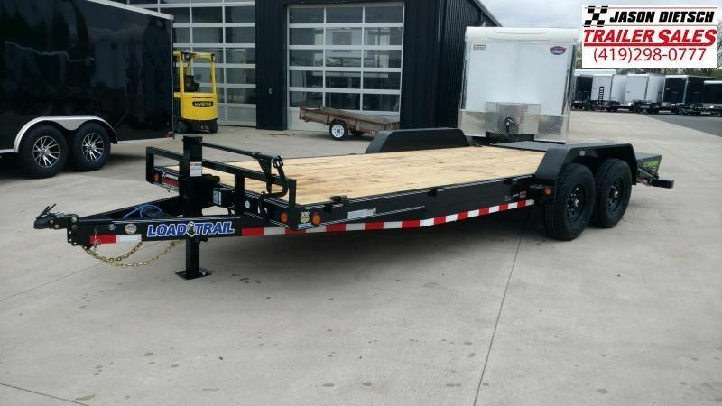 2020 Load Trail 83X20 Tandem Axle Carhauler