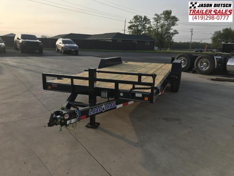 2019 Load Trail 83X20 Tandem Axle Carhauler / Equipment Trailer