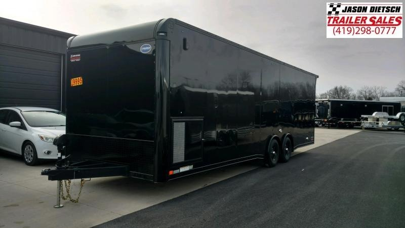 2020 United GEN 4  8.5x28 Car/Race Trailer Extra Height