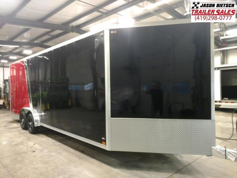 2020 Legend 7.5X29 EXPLORER EXTRA HEIGHT Snowmobile Trailer...# 317213