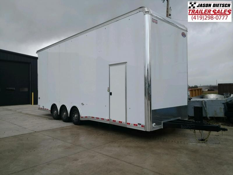 2020 United 8.5X28 Super Hauler *Stacker*