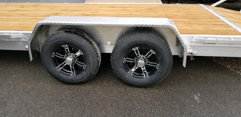 2020 Legend 7x20 All Aluminum Tandem Axle ....Stock#LG-317582