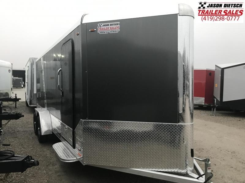 2019 Legend DVN 7X21 Cargo Trailer