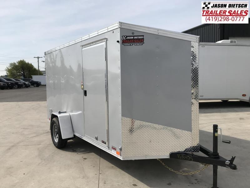 2020 United XLV 6X12 V-Nose Enclosed Cargo Trailer